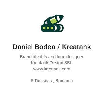 个性字体logo设计