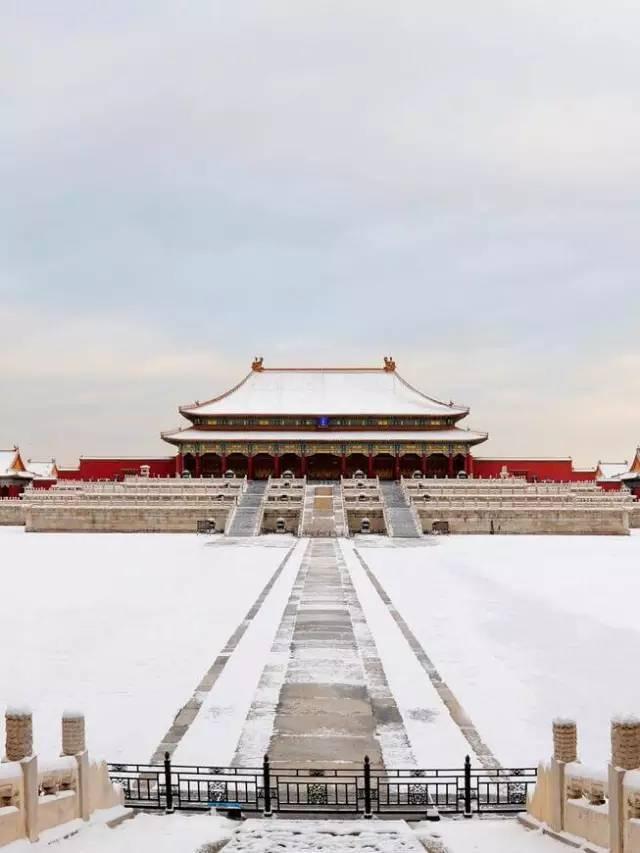 北京故宫图片大全风景
