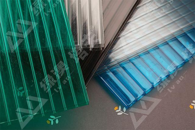 温室防滴露PC阳光板:你的优点,我能看见