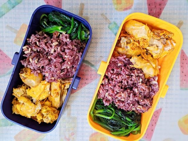 儿童午餐带饭食谱