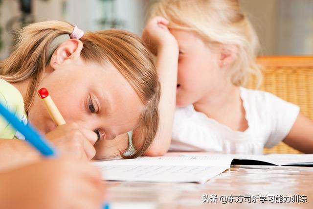 不可小视孩子注意力缺陷问题,孩子注意力训练