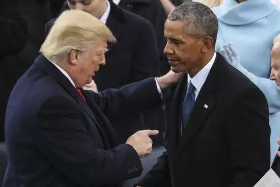 奥巴马再炮轰特朗普:有些人连假装负责都做不到