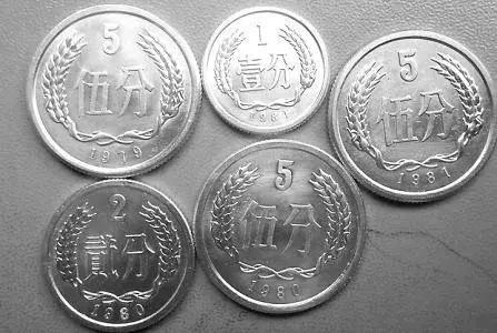 五分硬币,这三个年份的最值钱,你有吗?