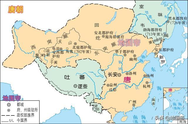 北宋各路地图