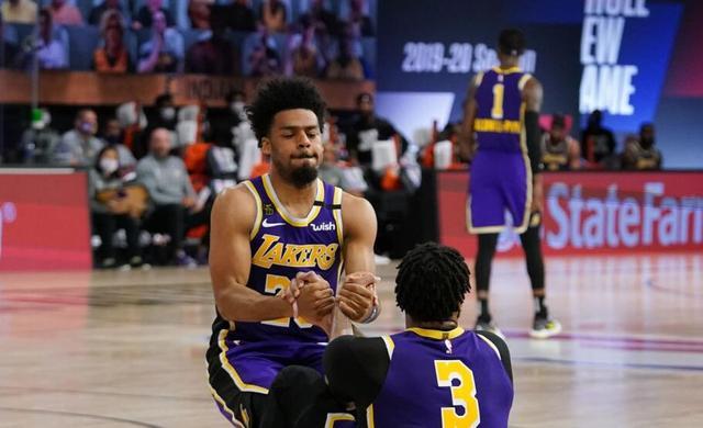 湖人三連敗卻現曙光!Curry前替身憋了291天終於爆發,他才是球隊控衛的答案?(影)