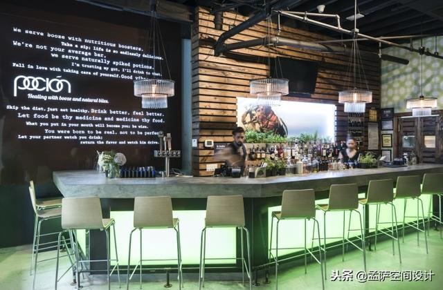 空间设计丨走粉红可爱风素食餐厅,你会pick吗?