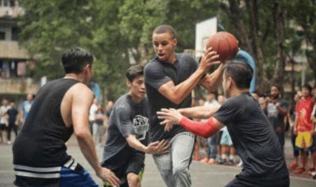 普通人可以制霸野球場,但真的打不了職業籃球,沒有對比就沒有傷害!-黑特籃球-NBA新聞影音圖片分享社區