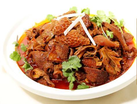 火锅羊肉卷图片