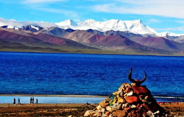 西藏旅游攻略地图
