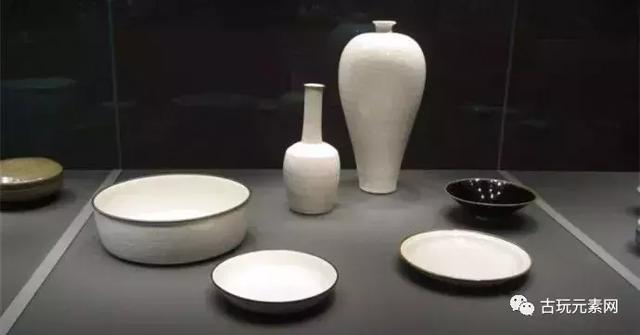 北宋定窑瓷器特征和鉴别 - 古元素艺术品 - 简书