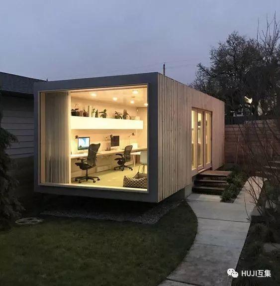 集装箱房子小房间