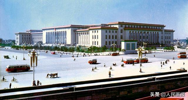 人民大会堂:共商国是的红色地标