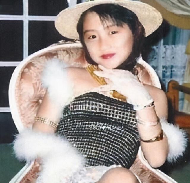 谢霆锋年轻时候的照片