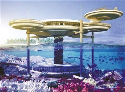 """迪拜造""""360°旋转""""大厦斥资7亿美元,为何仅用了90个... -7号网"""