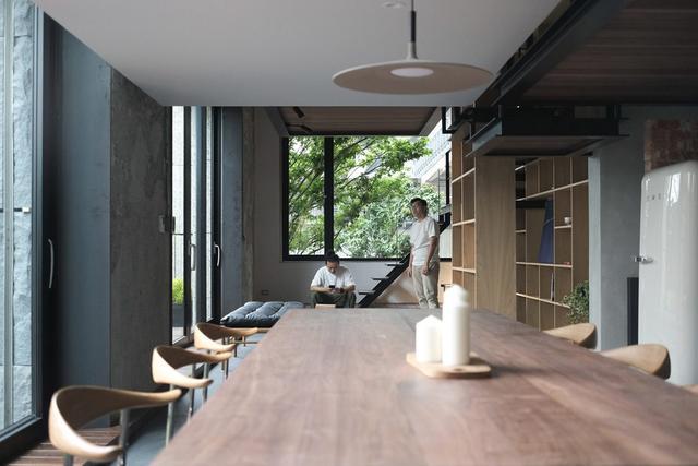 一套获过奖的独特住宅,迷宫般的家居空间设计充满想象力