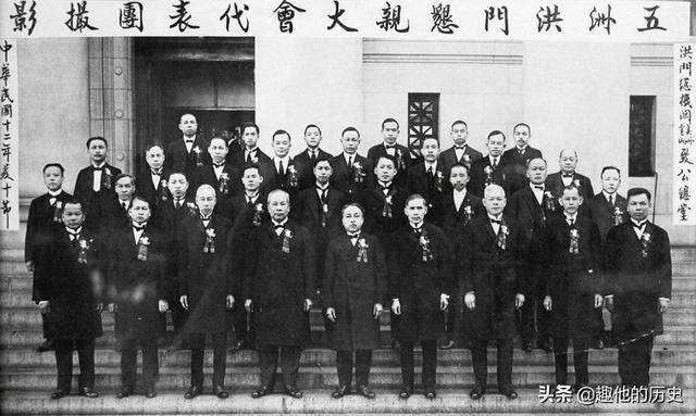 中国现存的古武世家