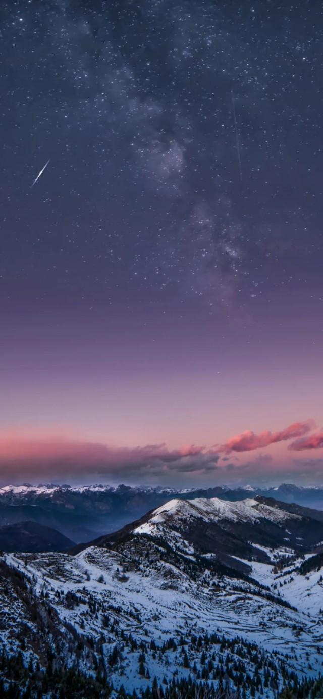 【烟火壁纸】云中的花火