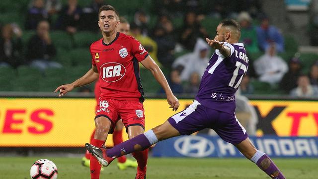 澳洲甲7-30 17:30阿德莱德联vs珀斯光荣,珀斯光辉更胜一筹