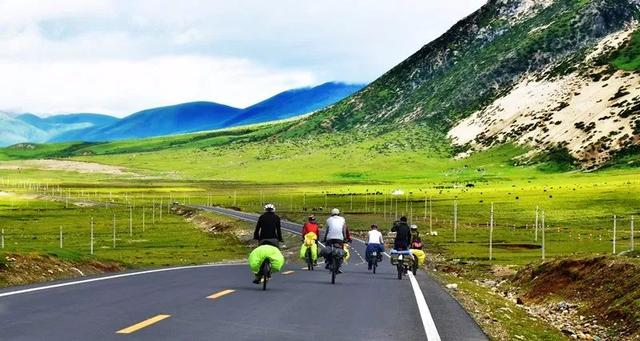 西藏旅游照片美照男生