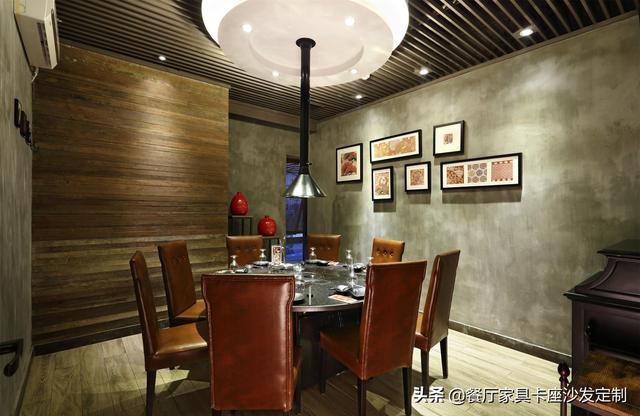 餐厅桌椅有哪些分类?分别从形式、材质、就坐人数和用途划分