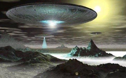 外星人事件,民间总有这样那样的传说