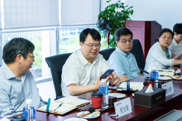 新鼎資本已投企業紫光展銳迎來浦東新區副區長管小軍一行調研