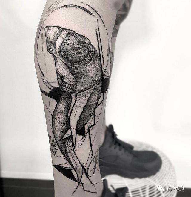 纹身图案男