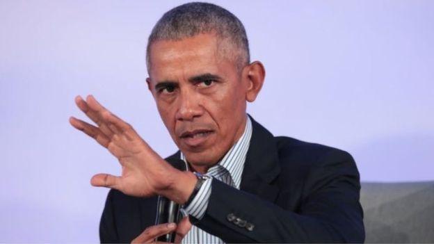 """奥巴马炮轰:特朗普政府抗疫是""""绝对混乱的灾难"""""""