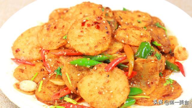 家常菜孜然土豆丝怎么做好吃又简单,做法图解分... -九州醉餐饮网