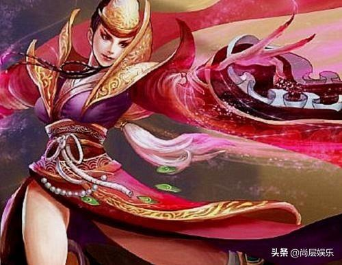 王者荣耀:老版技能动图曝光,以前的安琪拉还能这样玩