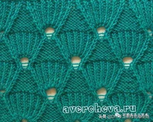 织毛衣教程与图解