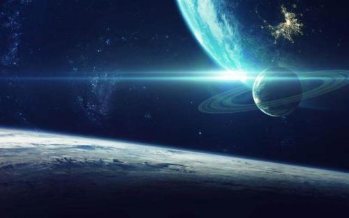 为什么我们现在看见的星球都是圆的?有正方形,长方形的吗?
