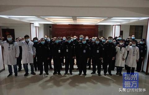 写日记,出墙报,在柳州第二看守所封闭管理的日子里,他们勇敢抗疫