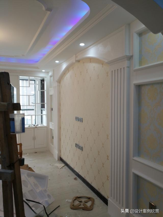 客厅背景墙材质有哪些?客厅背景墙图片大全欣赏