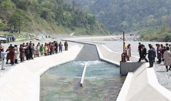 印度陷入四面楚歌!继尼泊尔和巴基斯坦后,不丹出手切断上游水源