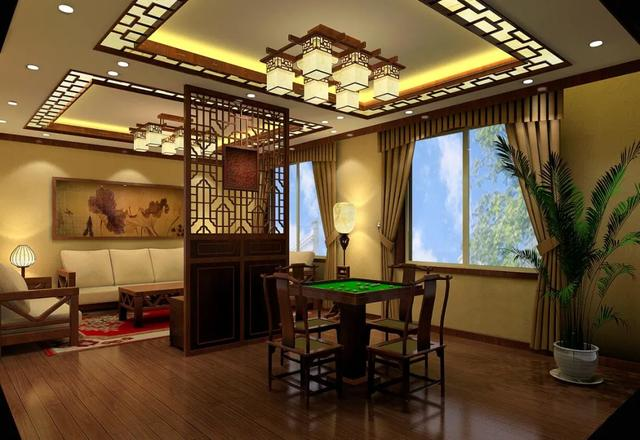 中式隔断在家居装修 都有哪些作用