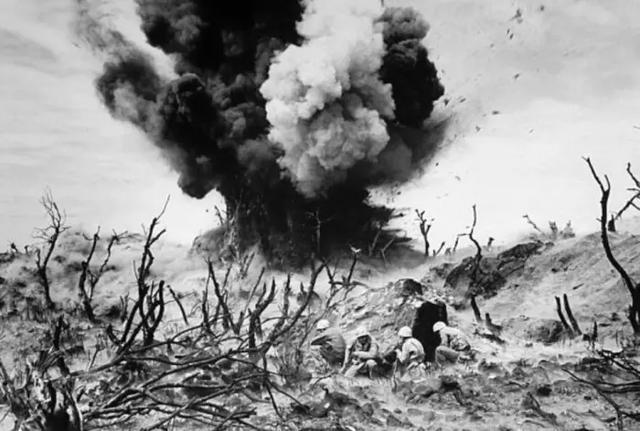二战中真实记录的惨烈镜头,看过后没人会想要战争