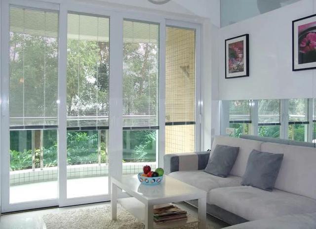 门窗—百叶窗—中空玻璃百叶窗