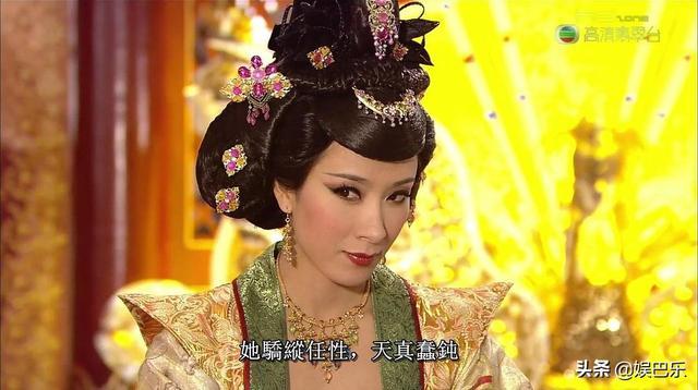 2009年的TVB还没有没落,依然好剧连连,一部胜过一部