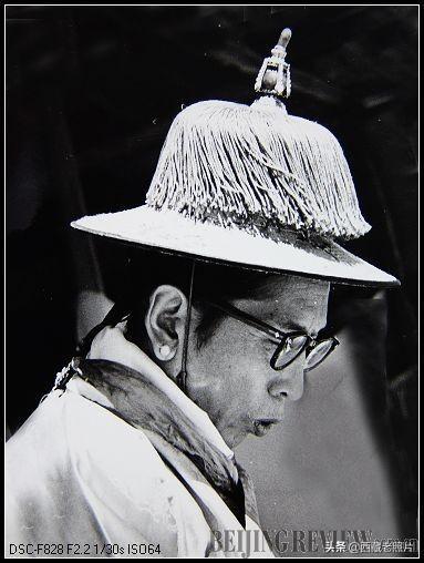 1956年,三位西藏贵族的年青面孔与人生轨迹
