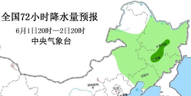 【气象预报】全国降水量预报图_手机搜狐网
