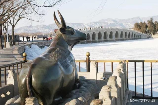 北京各大景点分布图