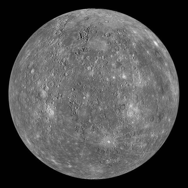 太阳系八大行星系列之一:水星-第1张图片-IT新视野