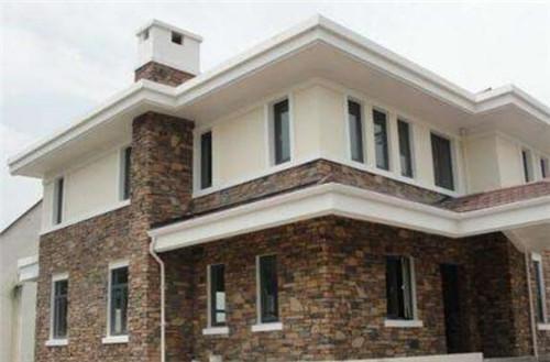 外墙瓷砖贴什么颜色好看?几种常见的外墙瓷砖铺贴方式!