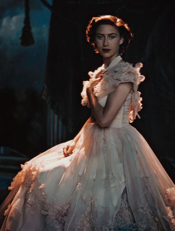 童话公主,英女王亲妹妹!玛格丽特公主才是王室始祖级时尚偶像