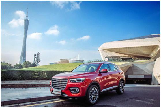 连续4个月环比增长,即将推全新哈弗H6,长城汽车6月销量超8万