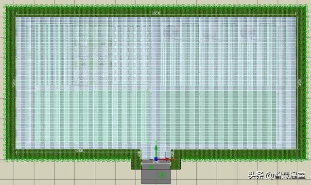 玻璃温室大棚建造,全玻璃温室如何设计