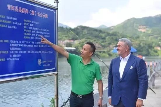 """保障欧江水域""""河畅""""推进欧江河流水质改善沿岸生态环境提升"""