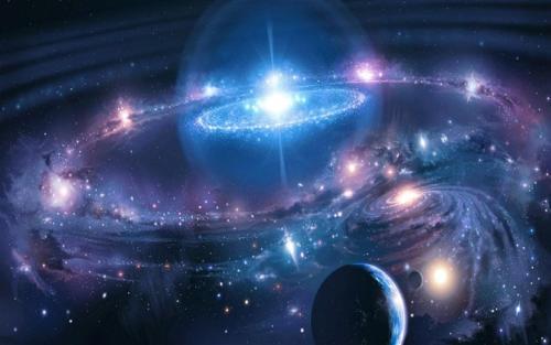 比地球大一万倍的地球宇宙中不是没有
