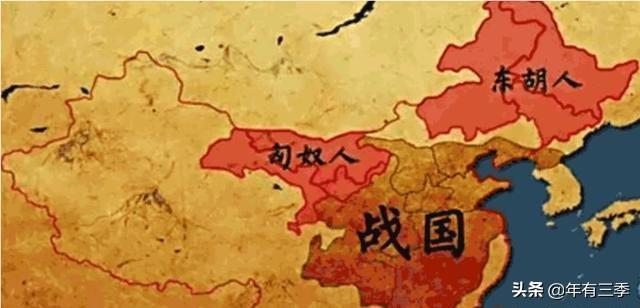 互为死敌,秦国为何在赵国北击匈奴时出兵相助